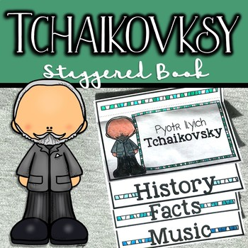 FREE Tchaikovsky Staggered Book
