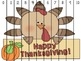 {FREE} Thanksgiving Number Puzzle