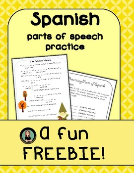 FREE The Story Factory: Spanish Word Works, Silly Sentences