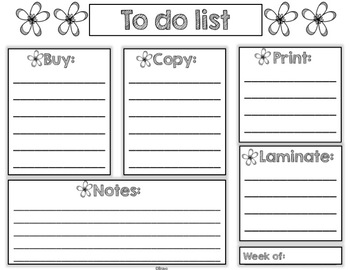 FREE- To do list