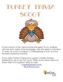 FREE Turkey Trivia Scoot