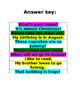 FREE Types of Sentences Highlighting Activity