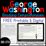 FREE - U.S. Presidents - Finding Text Evidence Reading Com