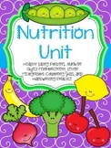 FREE Unit about Nutrition!