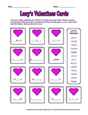 FREE: Valentine's Day Critical Thinking Activity