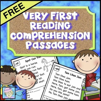 Reading Comprehension FREE!