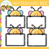 FREE Whiteboard Bee Clip Art