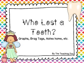 FREE - Who Lost A Tooth?