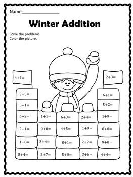 FREE:  Winter Addition