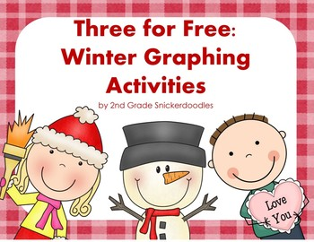 FREE Winter Graphing Activities