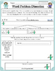 FREE Word Problem Dissection: 3rd Grade Edition (Common Core)