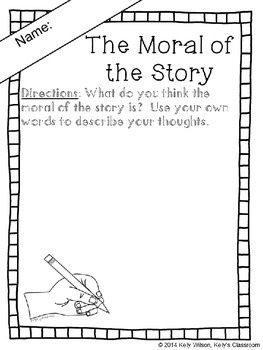 What is the Moral of the Story?