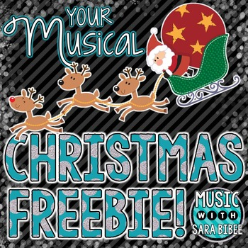 FREE! Your Musical Christmas Freebie!