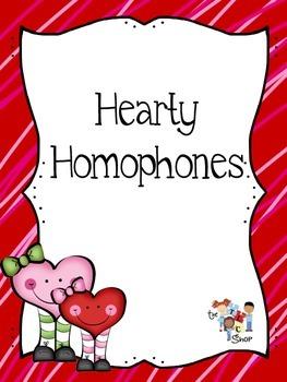 Hearty Homophones