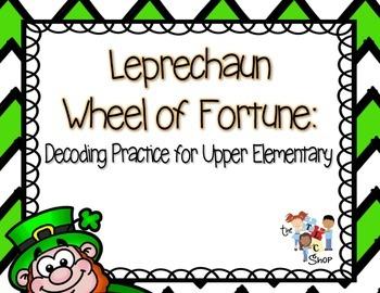 Leprechaun Wheel of Fortune: Decoding Practice