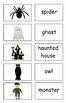 FREEBIE:  15 Halloween Flash Cards (PDF)