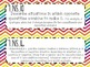 {FREEBIE} 7th Grade Math Common Core *Standards Posters* R
