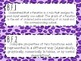 {FREEBIE} 8th Grade Math Common Core *Standards Posters* C