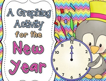 *FREEBIE* A New Year Graphing Activity