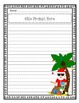 FREEBIE: A Tropical Christmas {Writing Paper & Prompts}