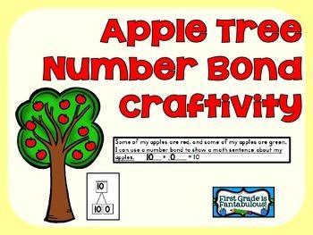{FREEBIE} Apple Tree Number Bonds