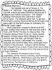 FREEBIE: California Mission Reading Passage {Mission History}