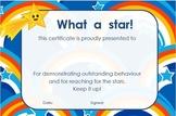 FREEBIE Certificates for great behaviour