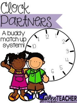 {FREEBIE} Clock Partners