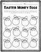 FREEBIE Easter Money Eggs