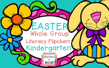 FREEBIE! Easter Whole Group Reading Flipchart