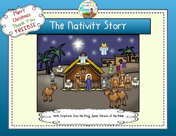 FREEBIE FOREVER-  The Nativity Story