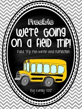 FREEBIE Field Trip Write Up
