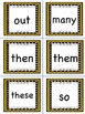 FREEBIE First 100 Fry Words