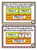 FREEBIE: Fraction Farm Task Cards Common Core 5.NF.2
