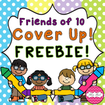 FREEBIE! Friends of 10 Cover Up!