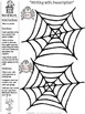 FREEBIE Halloween NO PREP Reading, Writing, Language Activ