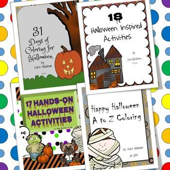 FREEBIE: Halloween Sample Unit