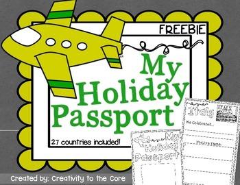 FREEBIE Holiday Passport