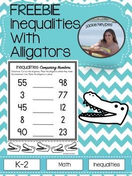 FREEBIE: Inequalities with Alligators