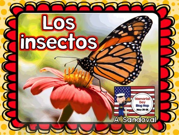 FREEBIE Memorial Day BLOG HOP!!! Insect Informational Text