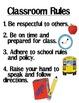 FREEBIE Mini Classroom Management Starter Kit