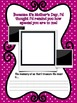 FREEBIE! Mother's Day Memory Book for Students - Printable