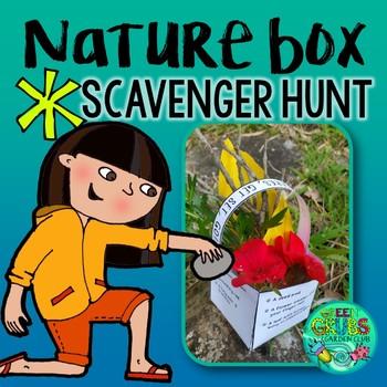 Nature Grab Box FREEBIE