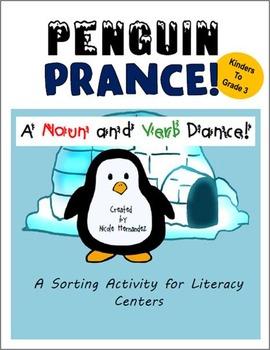 Sorting Activity (K to Grade 3) Penguin Prance! A Noun and