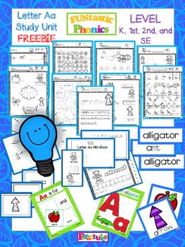 FREEBIE! Phonics - Study Unit