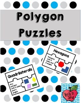 FREEBIE Polygon Puzzles