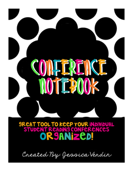 FREEBIE: Reading Conference Notebook