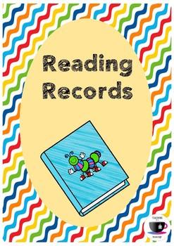 FREEBIE - Reading Records