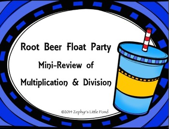 {FREEBIE} Root Beer Float Party: Mini-Review of Multiplica