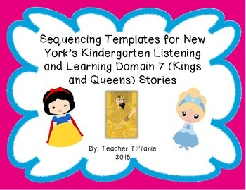 FREEBIE Sequencing Templates for K Listening & Learning Do